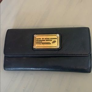 Marc by Marc Jacobs Standard Supply Leather Wallet